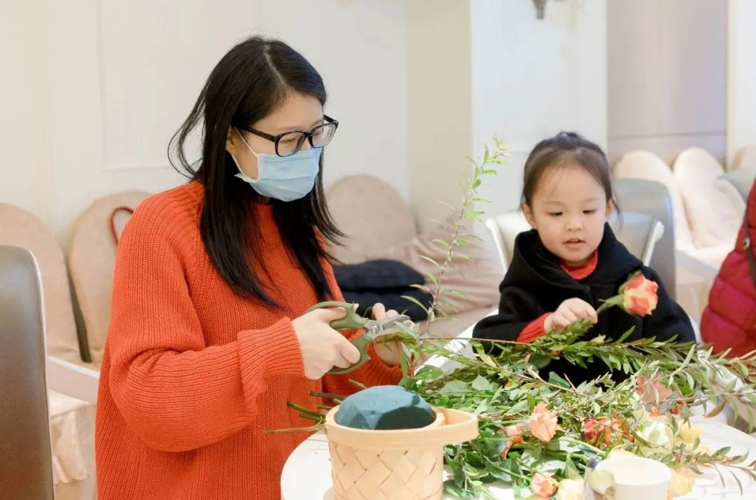 1月份孕教课表抢先看,新的一年让我们继续在玛丽亚孕妇学校温暖相约!